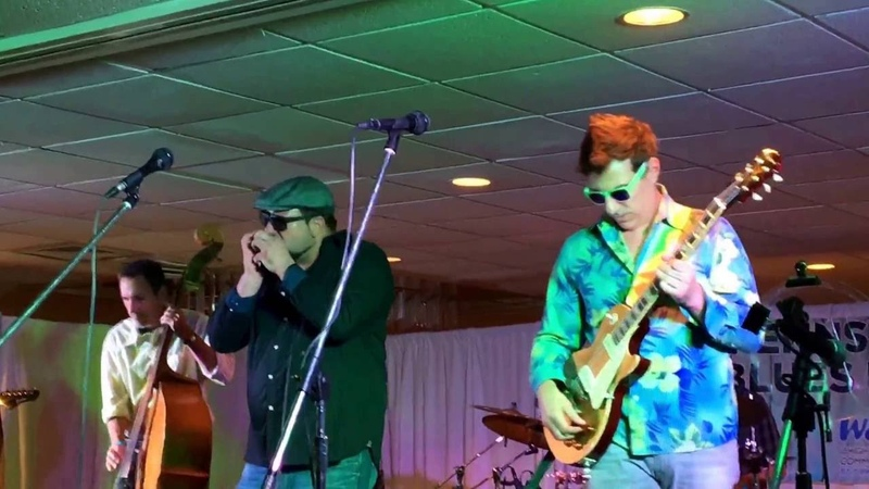 Mikey Juniors Blues Revue-Sep 16, 2016