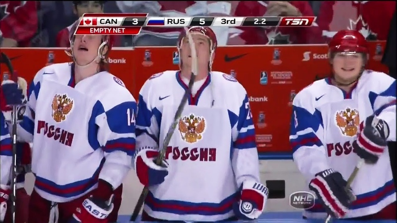 МЧМ 2011 U20. Россия - Канада. Финал. 53. UWC hockey 2011. Final. Russia - Canada