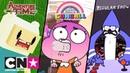 Гамбол Время приключений Обычный мультик Видео игры серии целиком Cartoon Network