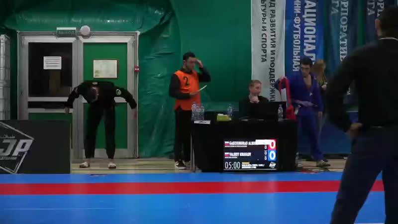 AJP MOSCOW Валерий Круглов Гаджимурад Алибеков