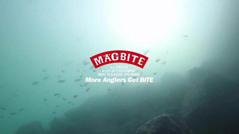 マグバイト メバル用シンキングペンシル【バロンドール】水中映像
