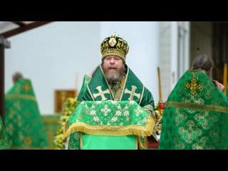 Проповедь митрополита Тихона (Шевкунова) в празднование Собора Псково-Печерских преподобных