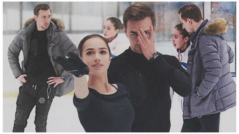 Алина Загитова и Даниил Глейхенгауз Nothing Really Matters