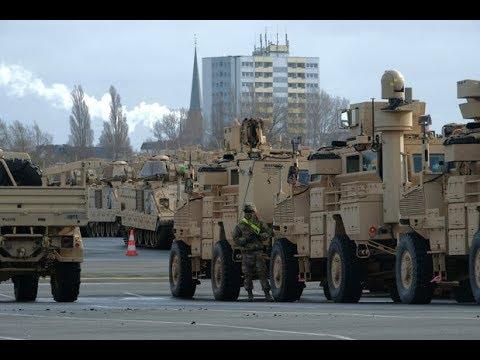 Defender Europe 2020 * Desfasurare De Forte Americane In Europa * Rusia Reactioneaza