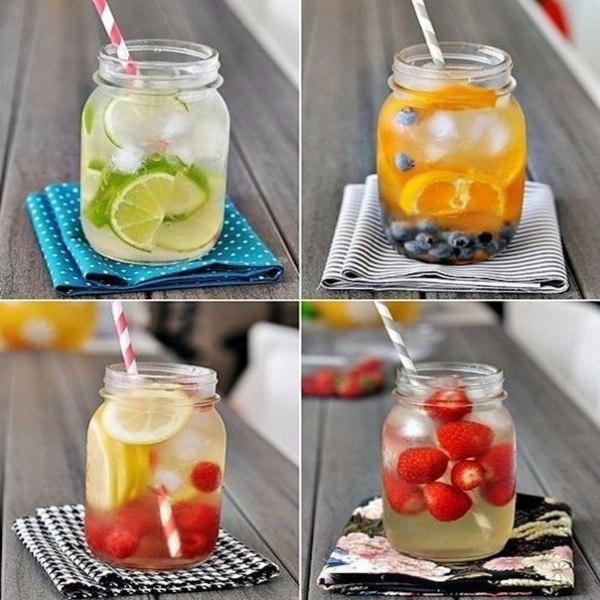 Выводим из организма все вредное. Лучшие рецепты детоксикации! 1. Яблоко и корица.Тонко нарежьте одно яблока и залейте 500 мл чистой воды, добавьте 1 ч. ложку молотой корицы, охладите и выпейте