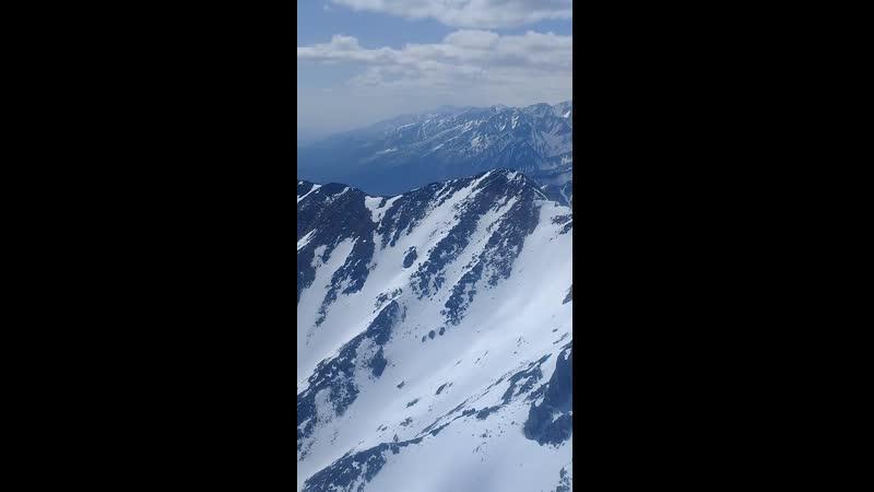 баргузинские горы mp4