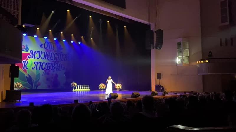 Афина Россия моя и шоу-балет Антре