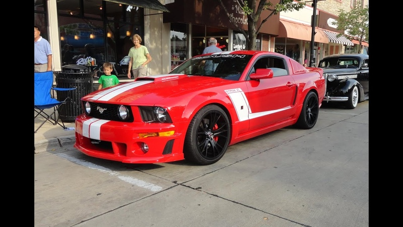 2006 Ford Mustang Roush Stage 3 in Red Paint My Car Story with Lou Costabile