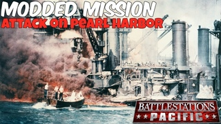 Battlestations: Pacific Mission Idea/Concept: Attack on Pearl Harbor
