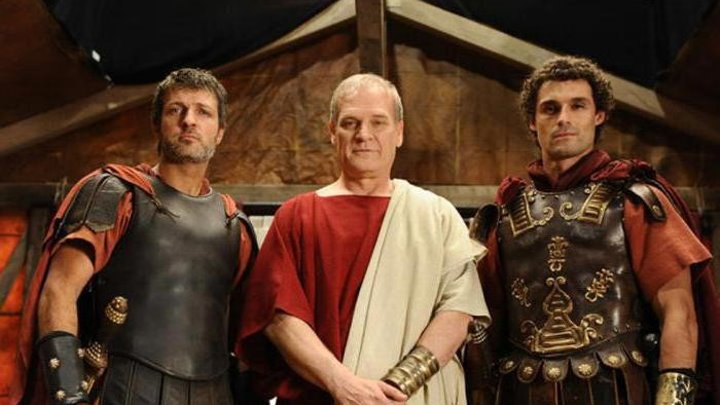 Римская Испания Легенда 16 серия 2011 год
