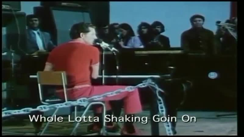 Jerry Lee Lewis - Whole Lotta Shakin' Goin' On (The London Rock and Roll Show 1972)