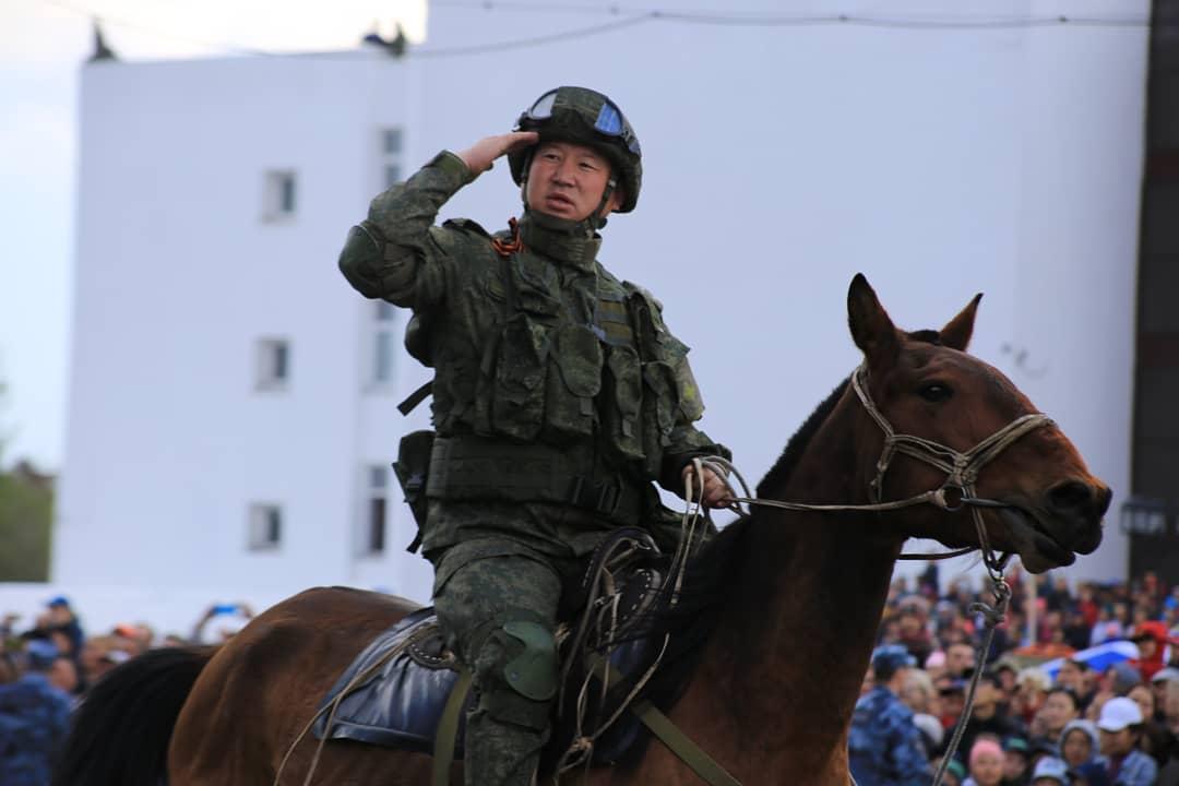 Ruska vojska ustanovila konjičku brigadu H0WRasVEU9I