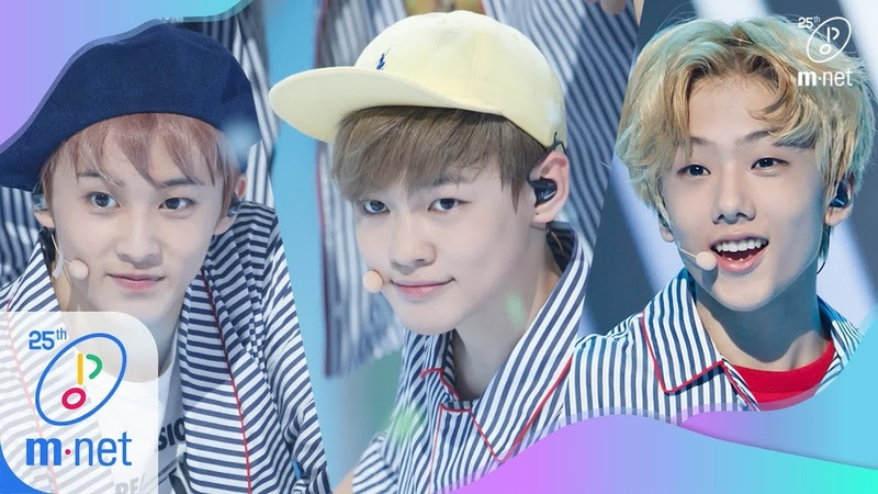 NCT DREAM Chewing Gum Family Month' Special M COUNTDOWN 200507 EP 664