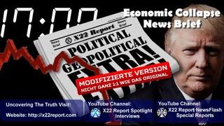 X22 Report vom  - Nachricht erhalten - Etwas Großes wird bald geschehen - Episode 2239b