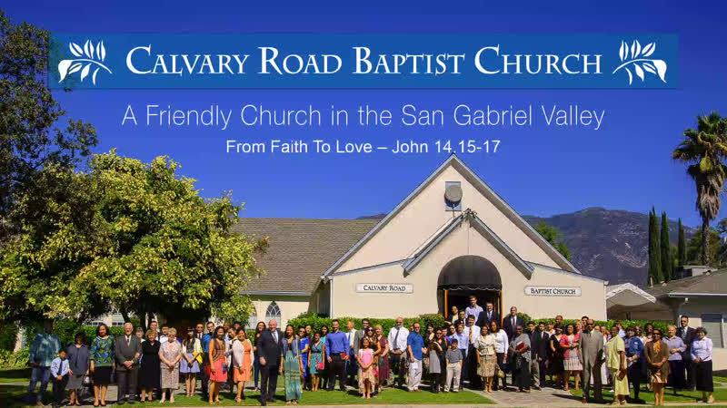 From Faith To Love John 14 15 17 Sunday May 31 2020