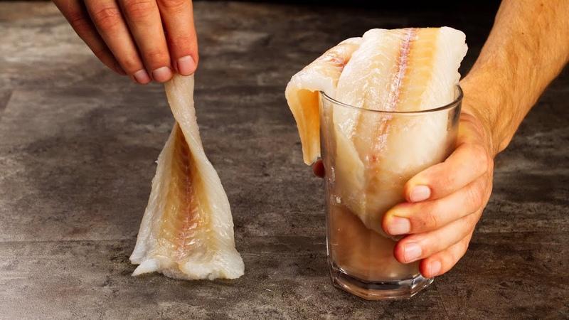 Осторожно! Самая вкусная рыба! Готовится элементарно, а съедается влёт!