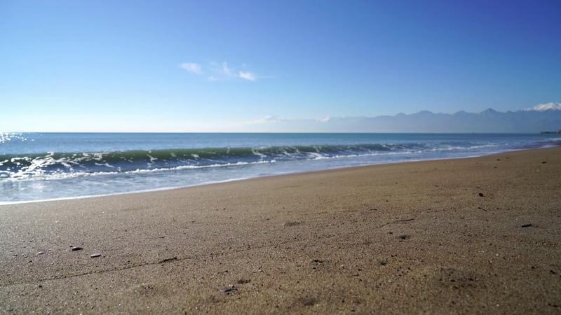 Звуки моря Тихий океан релакс Звук океана 5 часа видео