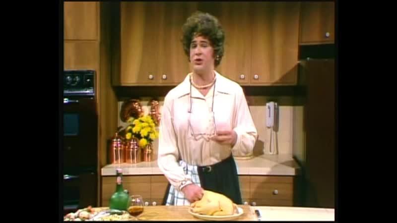 Dan Aykroyd The French Chef Julia Child SNL