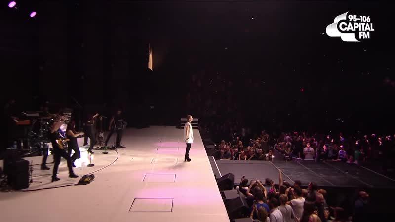 Jess Glynne Real Love Live on The Capital Jingle Bell Ball 2015