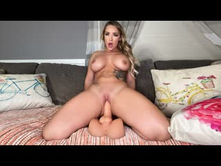 Cali Carter - Calis Bikini Haul (Big TIts, Blonde, Solo, Masturbation, Dildo, Sex Toys)