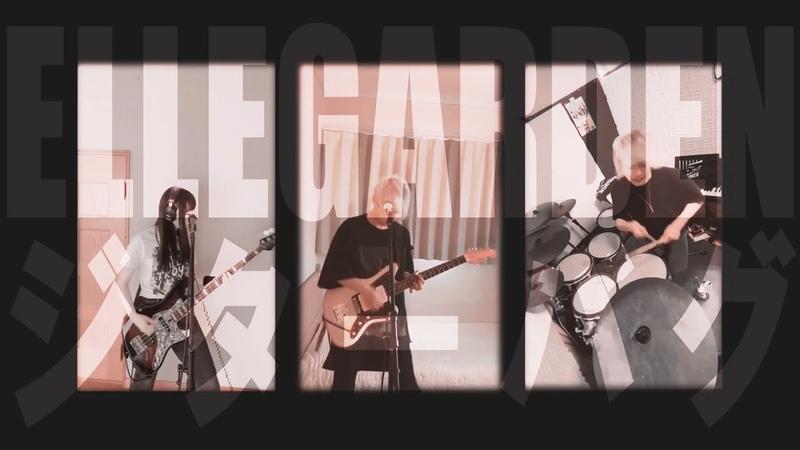 ELLEGARDEN『ジターバグ』弾いてみた そこに鳴る軽音部 ELLEGARDEN Jitterbug cover