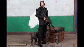 Mezco Toyz One:12 Collective John Wick Chapter 2 JOHN WICK Action Figure Review!