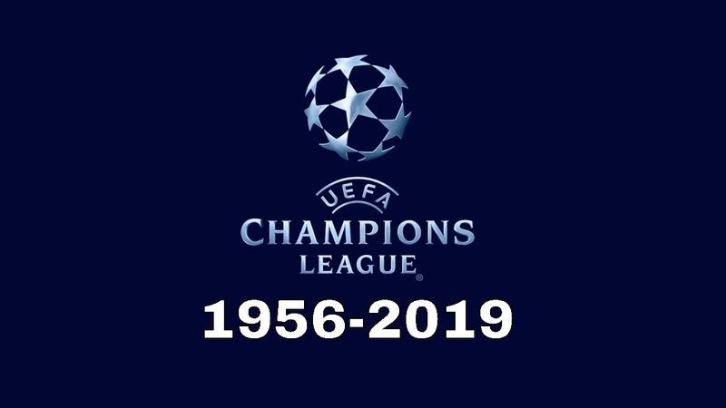 Todas las Finales de la UEFA Champions League 1956 2019