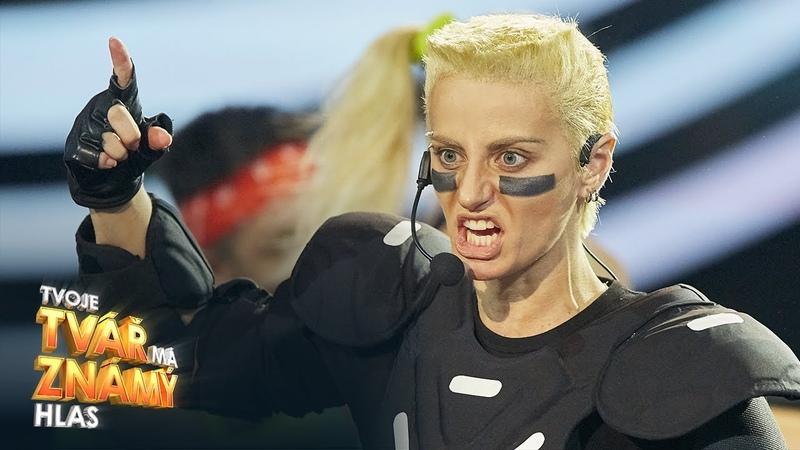 Markéta Procházková jako Scooter How Much Is The Fish Tvoje tvář má známý hlas