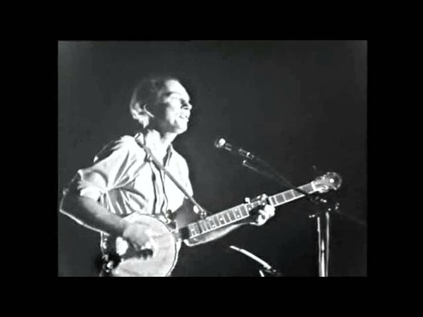 PETE SEEGER ⑫ Raghupati Raghav Raja Ram Live in Sweden 1968