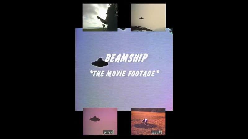 🛸 (1985) «F.I.G.U.» ″Beamship – The Movie Footage″ (Ger, 480p)