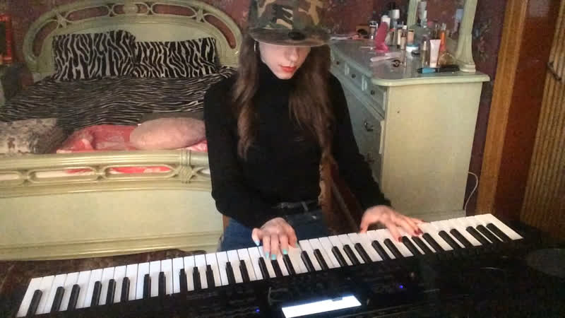 Dance Monkey Piano cover by Angie Lutsyk