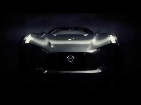 車・CM 日産コンセプト2020 ビジョン グランツーリスモ