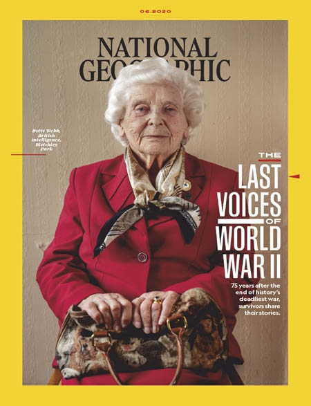 National Geographic UK - 06.2020