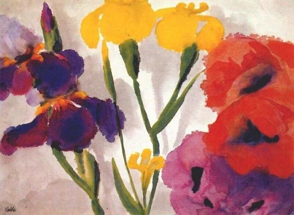 Эмиль Нольде, настоящее имя Ханс Эмиль Хансен (нем Emil Nolde, Hans Emil Hansen, 7 августа 1867, Нольде, Пруссия 13 апреля 1956, Зеебюль, ФРГ) немецкий художник-экспрессионист, участник