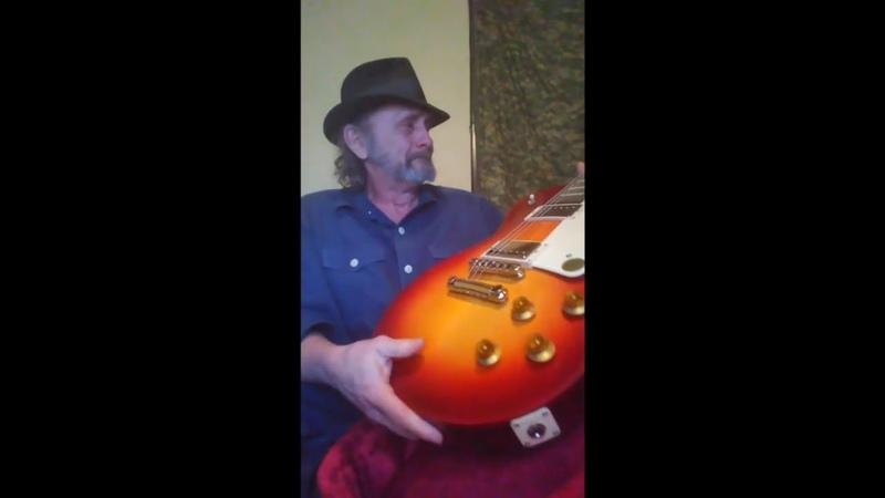 Gibson Les Paul для бездомного ветерана Письмо Джареду Jared Dines русская озвучка