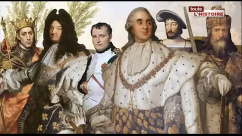 Les Rois de France Louis XIII Louis le juste 360p