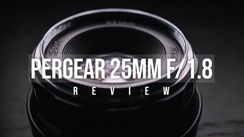 Pergear 25mm f 1 8 Review The $68 Micro Four Thirds prime