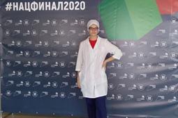 Липчанка вышла в финал VIII Национального чемпионата «Молодые профессионалы WorldSkills Russia»