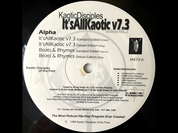 Kaotic Disciples - The Collective