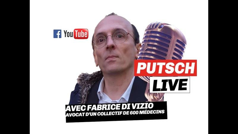Maitre Fabrice Di Vizio Ce gouvernement c'est magouilles et fourberies