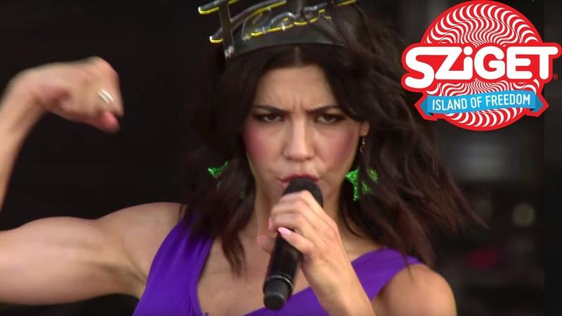 Marina and the Diamonds Primadonna Live @ Sziget 2015