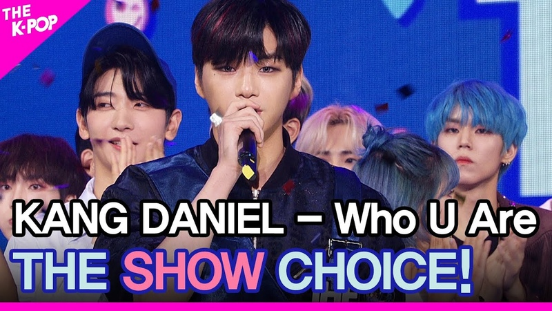KANG DANIEL THE SHOW CHOICE THE SHOW 200811