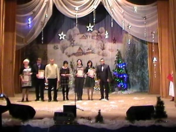 Новогоднее Бутурлино 2015г