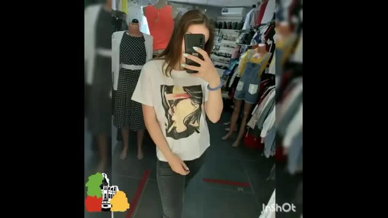@ magazin__anastasia приглашает за стильными футболками по приятным ценам😍 РАЗМЕРЫ С 42 ПО 62 😍Также у них большой выбор женск