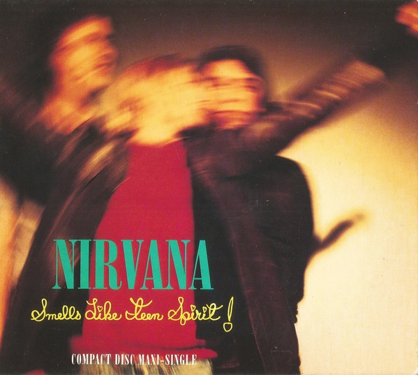 СДЕЛАЙ ПОГРОМЧЕ: NIRVANA — Smells Like Teen Spirit, изображение №3