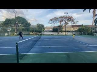 теннисист Усэйн Болт