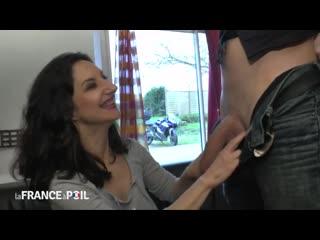 French Mature Caroline [Anal, Mature, All Sex, 720p]
