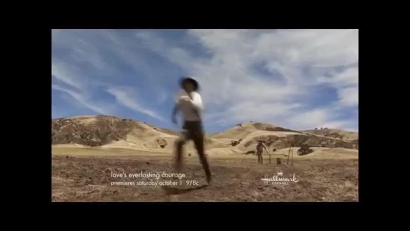 Hallmark Channel Loves Everlasting Courage Premiere Promo