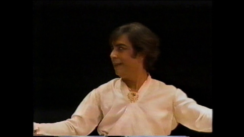 Birju Maharaj Kathak Performance in Japan  カタックダンス ビルジュ・マハラージュ