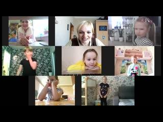 Видеоурок - Студия актерского мастерства и художественного слова Воздушный шар (младшая группа)а